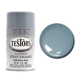 Horizon Hobby Testors Spray Enamel Gloss Gray