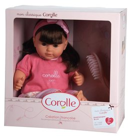 Corolle Corolle Mon Bebe Classique Brunette 14 Inch Doll