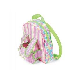Manhattan Toy Manhattan Toy Baby Stella Baby Carrier and Backpack Accessory for Nurturing Dolls
