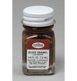Horizon Hobby Testors Gloss Light Brown Paint Jar