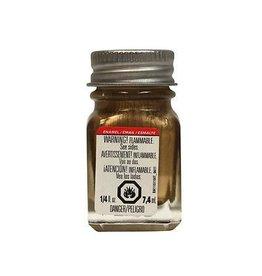 Horizon Hobby Testors Metallic Gold Paint Jar