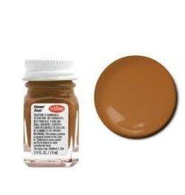 Horizon Hobby Testors Flat Brown Paint Jar