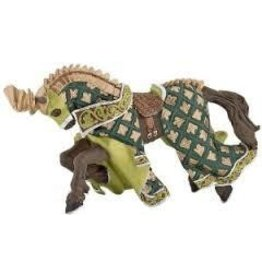 Hotaling Imports Papo Weapon Master Dragon Horse