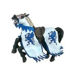 Hotaling Imports Blue Dragon King Horse