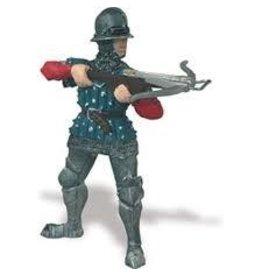 Safari Ltd Knight with Crossbow Figure