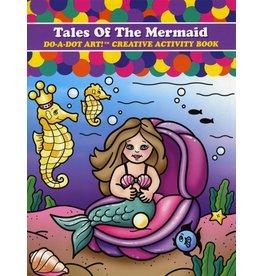 Do a Dot Art Do a Dot Art Tales Of Mermaid Dot Book