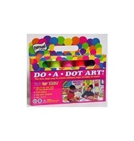Do a Dot Art Do A Dot Art Markers Fluorescent 5 Pack