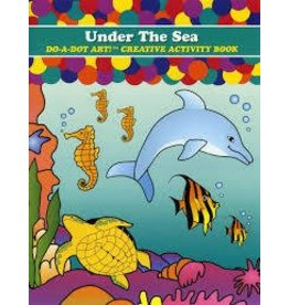 Do a Dot Art Do A Dot Art Under The Sea Creative Activity Book