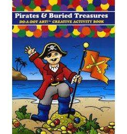 Do a Dot Art Do A Dot Art Pirates Buried Treasures Book Creative Activity Book