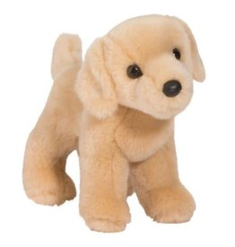 Douglas Toys Douglas Zach Yellow Lab Plush