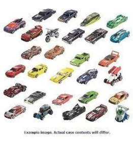 Mattel Hot Wheels Basic Car Mattel Single Vehicle Assorted