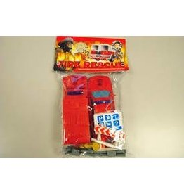 Imex Model Company Billy V Fire Rescue Assortment Play Set
