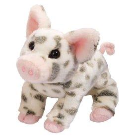 Douglas Toys Douglas Pauline Large Spotted Pig Plush