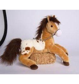 Douglas Toys Douglas Glisten Golden Appaloosa Horse Plush