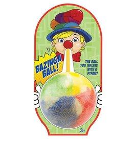 MegaFun USA DNR Bazinga Ball the ball you inflate with a straw