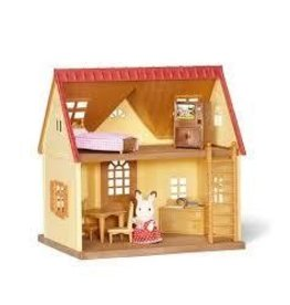 Epoch Everlasting Play Calico Critter Cozy Cottage Starter Home