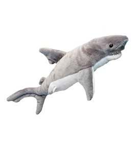 Douglas Toys Douglas Smiley Gray Shark Plush