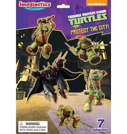 Epoch Everlasting Play DNR Imaginetics TMNT Protect the City Magnetic Play Scene