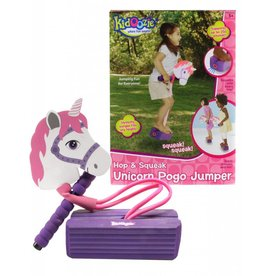 Epoch Everlasting Play Kidoozie Foam Unicorn Pogo Jumper