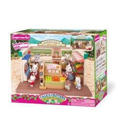 Epoch Everlasting Play Calico Critters Supermarket Set