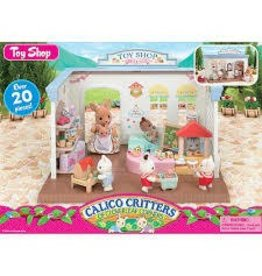 Epoch Everlasting Play Calico Critters Toy Shop Set