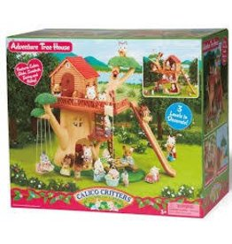 Epoch Everlasting Play Calico Critters Adventure Tree House