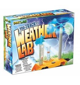 Hatchette Book Company Smart Lab You Track It Weather Lab