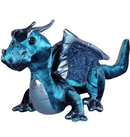 Douglas Toys Douglas Jade Blue Dragon Plush