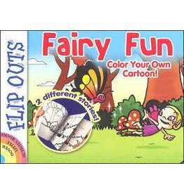 Dover Dover Flip Out Fairy Fun Book