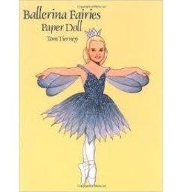 Dover Dover Ballerina Fairies Paper Doll
