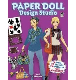 Dover Dover Paper Doll Design Studio