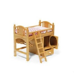 Epoch Everlasting Play Calico Critters Sisters Loft Bed