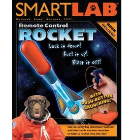 Hatchette Book Company Smart Lab Remote Control Rocket