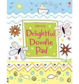 Educational Development Corporation Usborne Delightful Doodle Pad