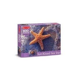 Melissa and Doug DNR Melissa and Doug Sun Kissed Sea Star 300 Piece Puzzle
