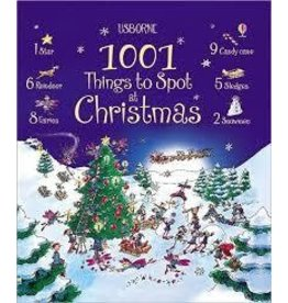 Educational Development Corporation Usborne 1001 Things to Spot at Christmas