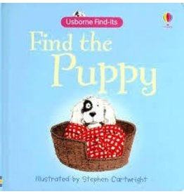 Educational Development Corporation Usborne Find the Puppy Book