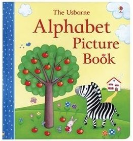 Educational Development Corporation Usborne Alphabet Picture Book