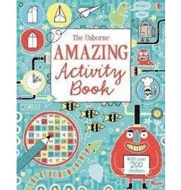 Educational Development Corporation Usborne Amazing Activity Book