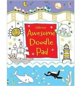 Educational Development Corporation Usborne Awesome Doodle Pad