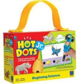 Educational Insights Educational Insights Hot Dots Jr Beginning Science