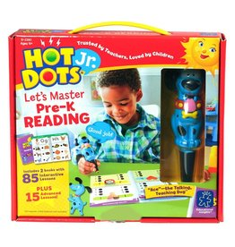 Educational Insights Eduactional Insights Hot Dots Jr  Lets Master Pre K Reading