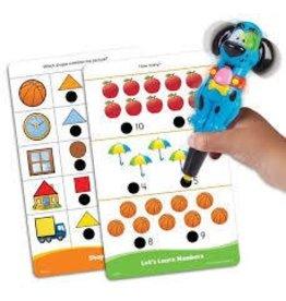 Educational Insights Educational Insights Hot Dots Jr Getting Ready School