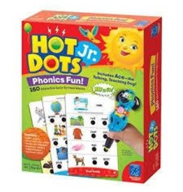 Educational Insights Educational Insights Hot Dots Jr Phonics Fun