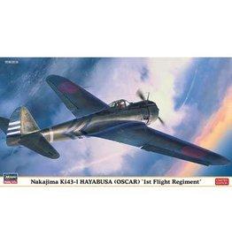 Great Planes Model Distributors Hasegawa 1 48 Nakajima Ki43 I Hayabusa Oscar