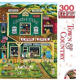 Master Pieces MasterPieces Town and Country The Old Country Store 300 Piece EzGrip Puzzle