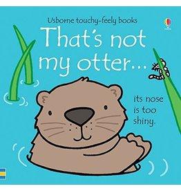 Educational Development Corporation Usborne Thats Not My Otter Book