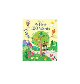 Educational Development Corporation Usborne My First 100 Words Book