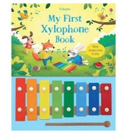Educational Development Corporation Usborne My First Xylophone Book