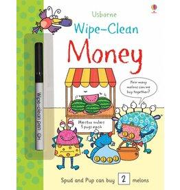 Educational Development Corporation Usborne Wipe Clean Money Book